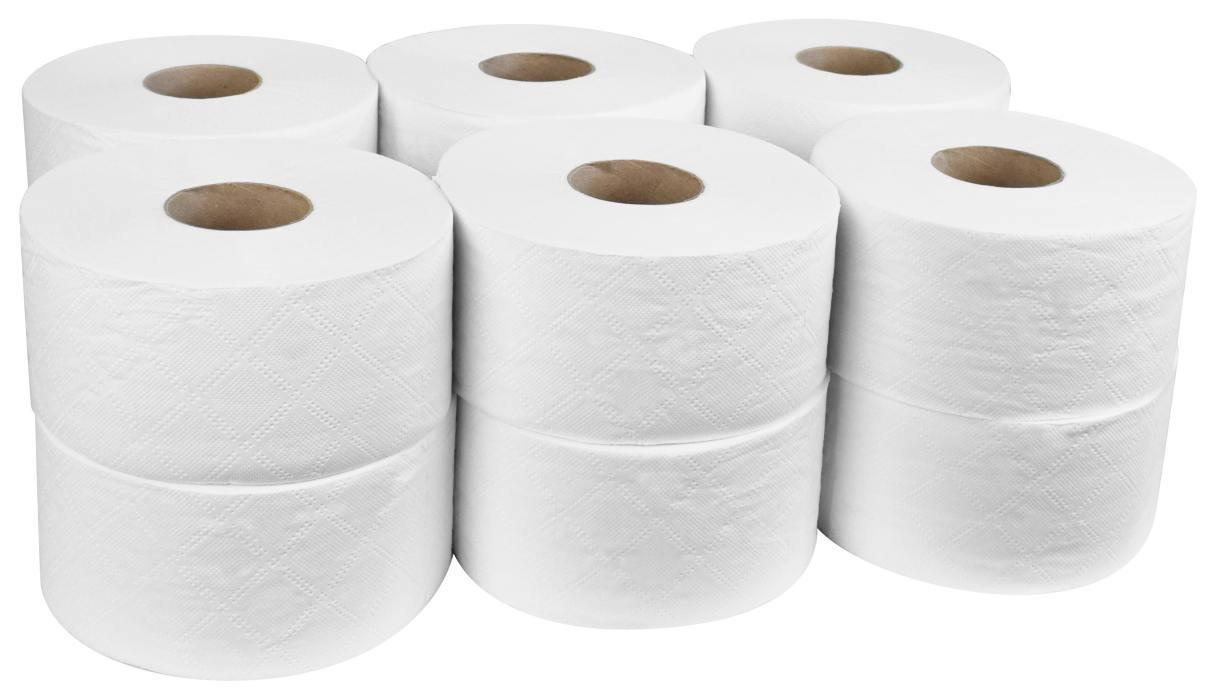 Papier toaletowy Jumbo 18 Vella Celuloza 12szt