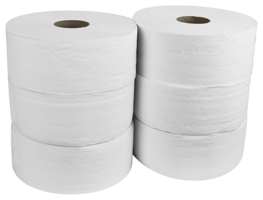 Papier toaletowy JUMBO 23 VELLA celuloza 6szt.