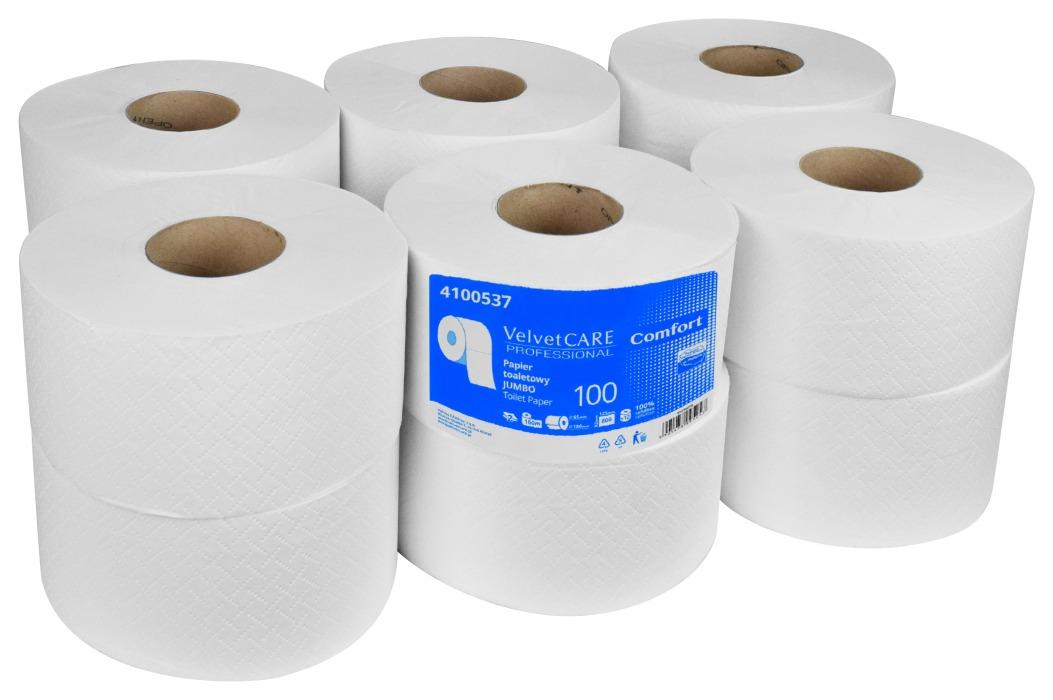 Papier toaletowy Velvet Care 4100537