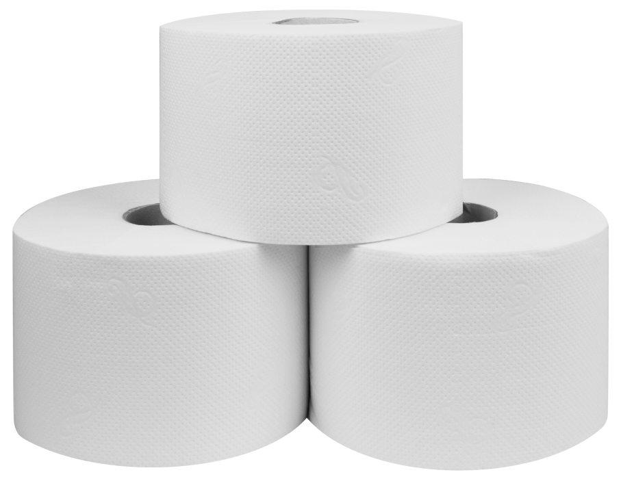 Papier toaletowy wykonany z celulozy 50mb, 24 sztuki