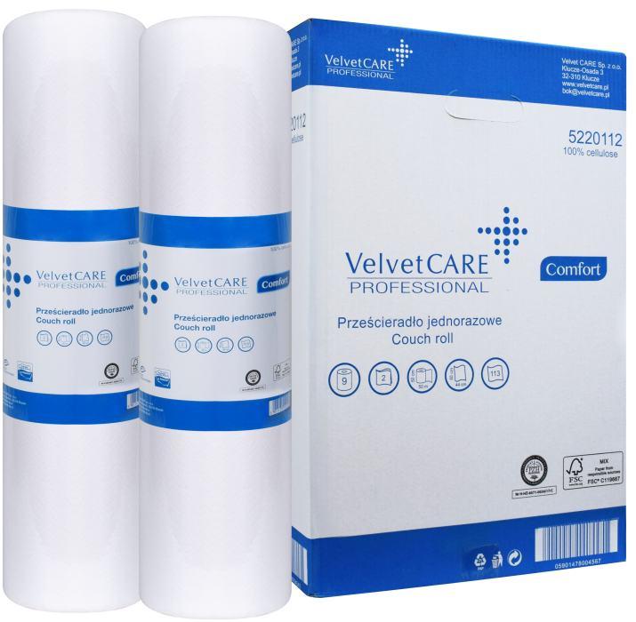 Podkład medyczny Velvet Care 5220112