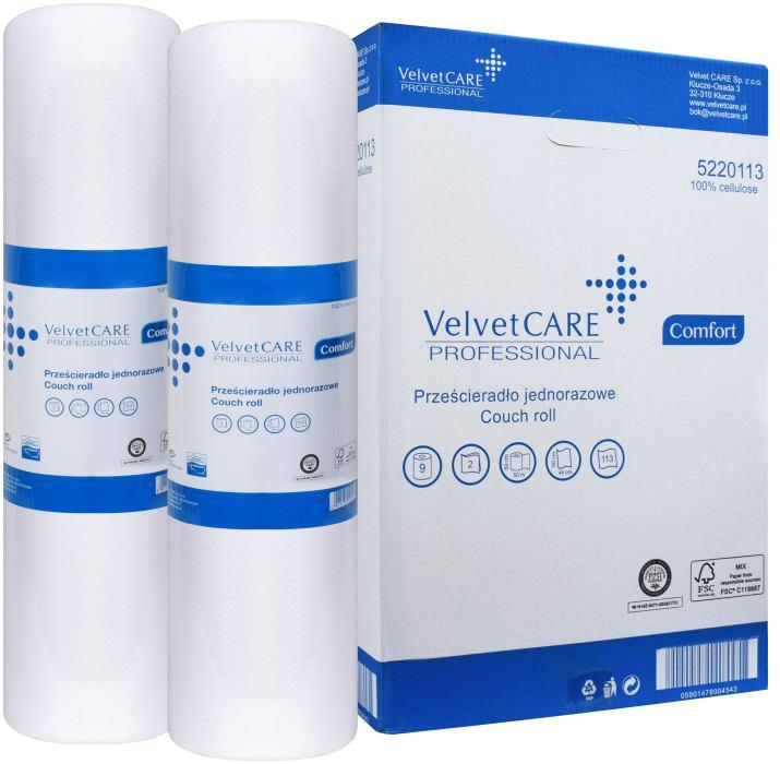 Podkład medyczny Velvet Care 5220113