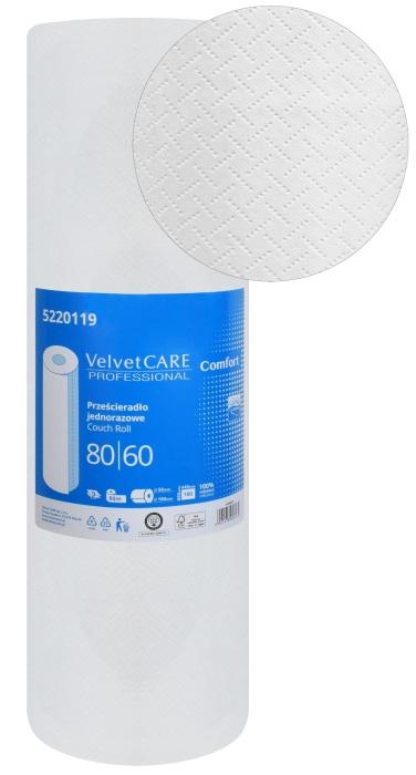 Podkład medyczny kosmetyczny Velvet Care 60x80