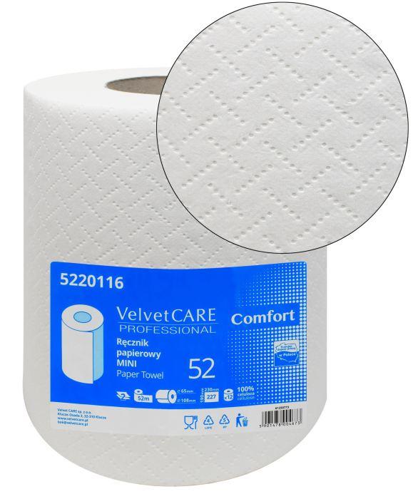 Ręcznik papierowy Velvet Care Mini 100% celuloza