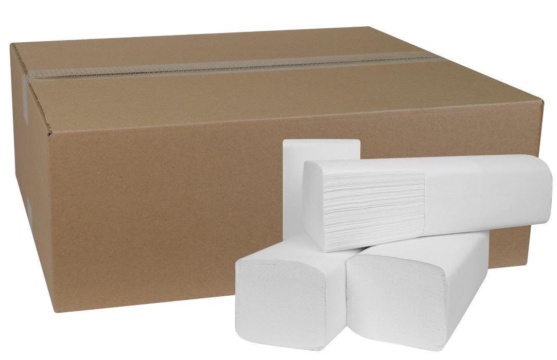 Ręczniki składane ZZ Velvet V Fold 100621 5600029