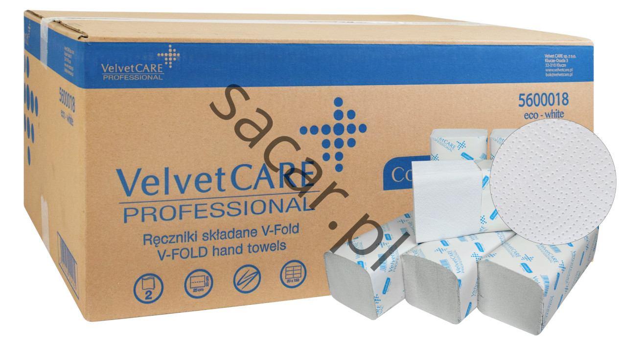 Ręczniki ZZ Velvet Care Eco White