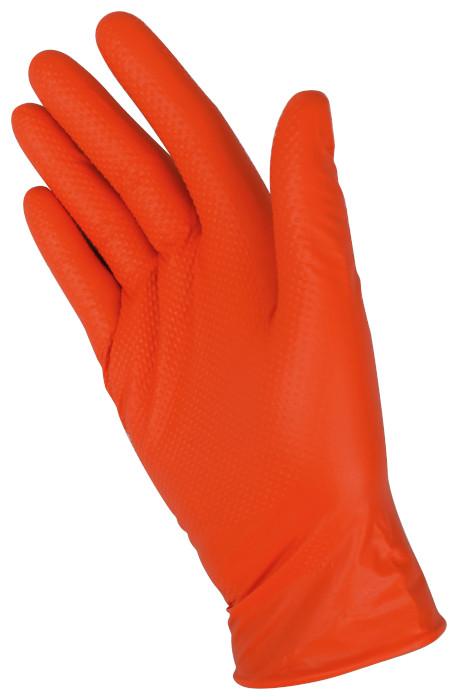 Rękawice Mercator Ideall GRIP Pomarańczowe Grube