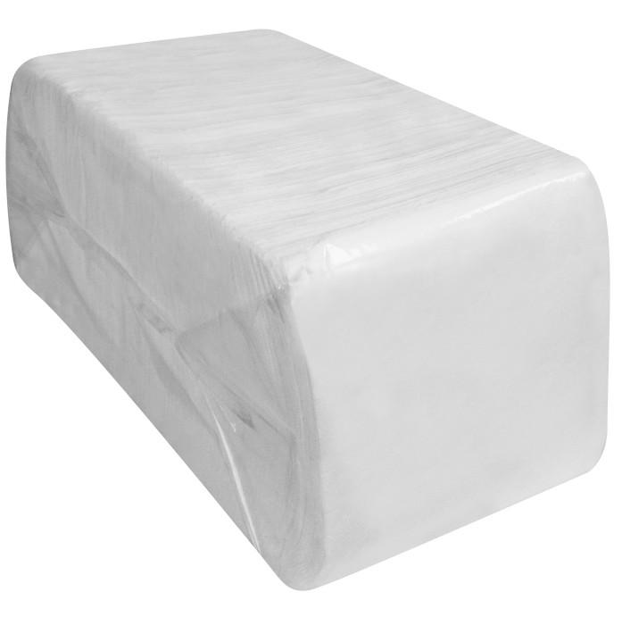 Serwetki gastronomiczne, białe 33x33cm