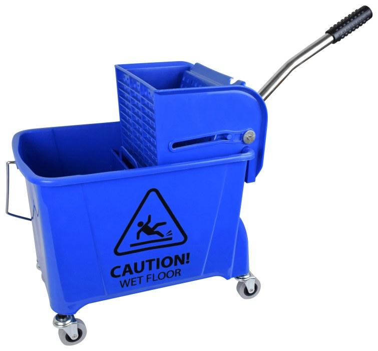 Jednowiaderkowy wózek do sprzątania Kentucky 20l